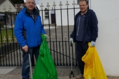 Cloneen Tidy Towns Sping CleanUp 9 April 2016